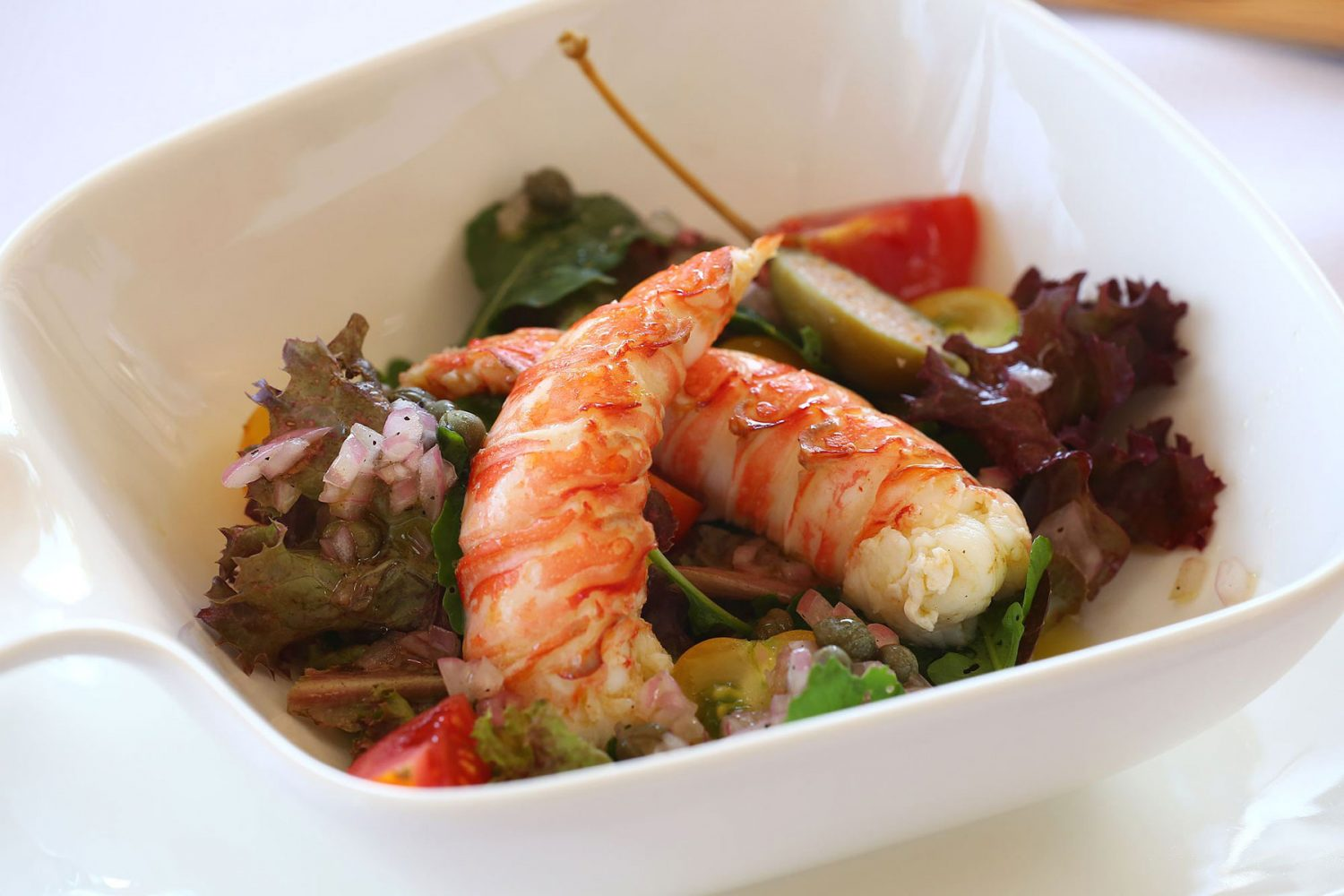 Archipelago Tours Exclusive Charter photo of a dish with lobsters