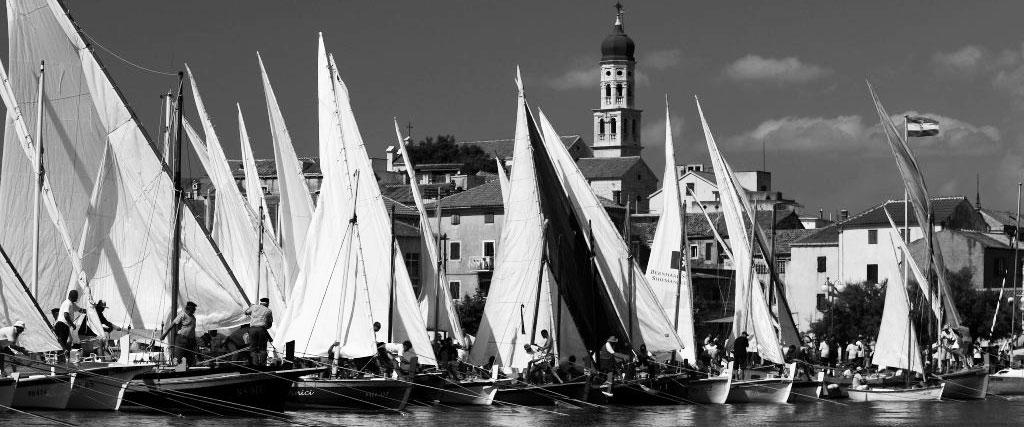 Archipelago Tours Blog and Tips: Kornati Gajeta, the sacred boat