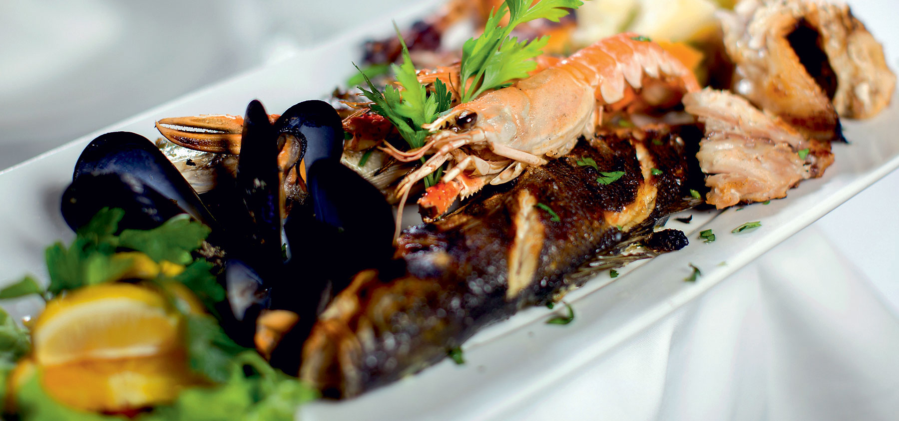 Archipelago Tours Blog and Tips: Michelin rated restaurants in Sibenik County
