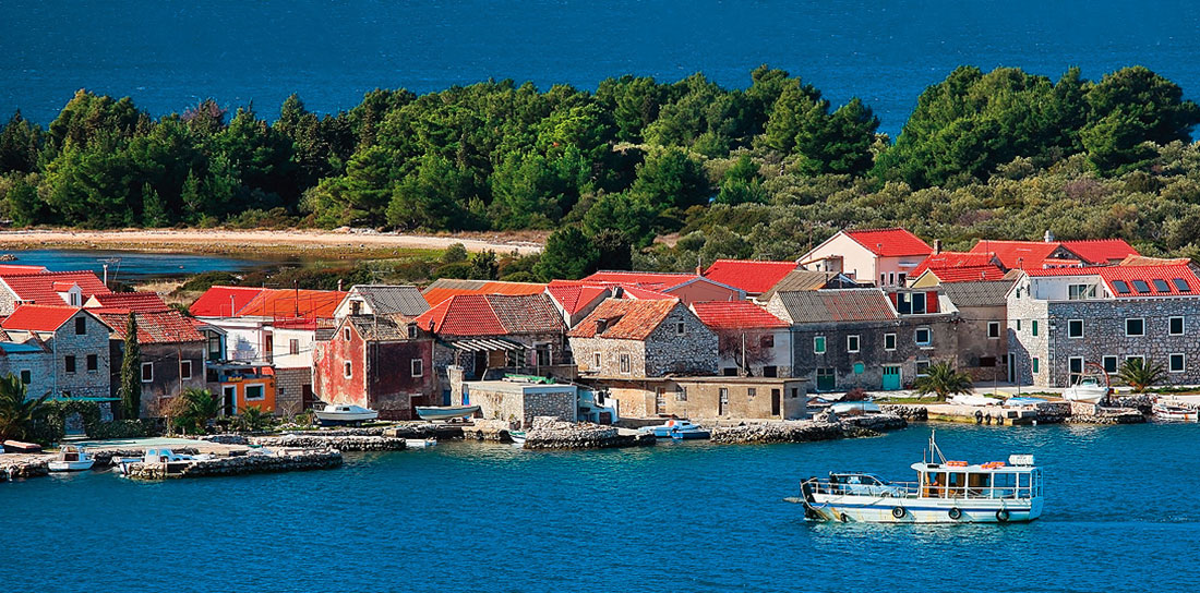 Archipelago Tours Blog and Tips: Krapanj - hidden treasure