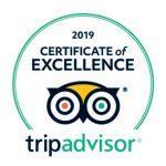 Logo Archipelago Tours tripadvisor certificate