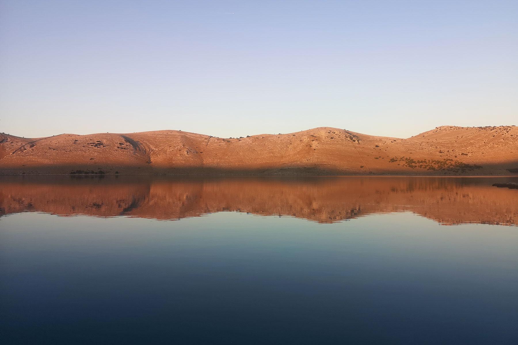 Sunrise in Kornati