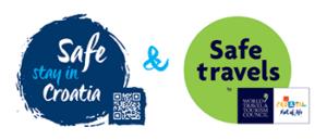 Archipelago Tours safe stay in croatia logo